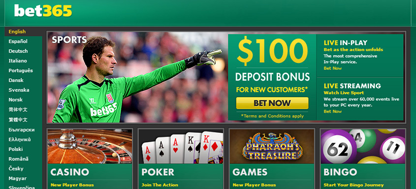 Sports betting websites accept paypal
